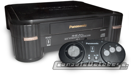 Hard Drive Panasonic 3DO Interactive Multiplayer Complete* Collection