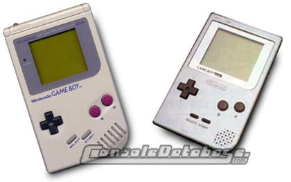 Nintendo GameBoy/GameBoy Pocket Console Information
